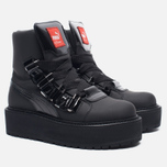 Женские ботинки Puma x Rihanna Fenty Sneaker Boot Eyelet Black фото- 2