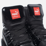 Женские ботинки Puma x Rihanna Fenty Sneaker Boot Eyelet Black фото- 3