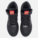 Женские ботинки Puma x Rihanna Fenty Sneaker Boot Eyelet Black фото- 4