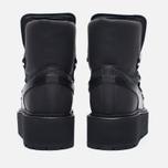 Женские ботинки Puma x Rihanna Fenty Sneaker Boot Eyelet Black фото- 5