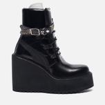 Женские ботинки Puma x Rihanna Fenty Sneaker Boot Wedge Black фото- 0