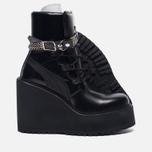 Женские ботинки Puma x Rihanna Fenty Sneaker Boot Wedge Black фото- 1