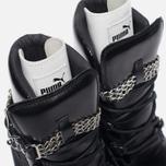 Женские ботинки Puma x Rihanna Fenty Sneaker Boot Wedge Black фото- 4