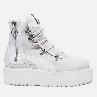 Puma x Rihanna Fenty Sneaker Boot White