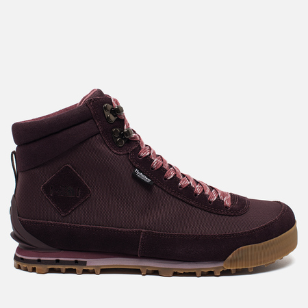 The North Face Back to Berkeley II Women's Shoes Maroon
