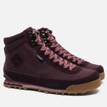 The North Face Back to Berkeley II Women's Shoes Maroon photo- 1