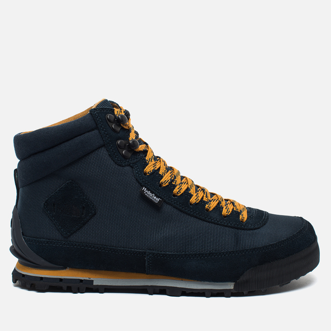 Женские зимние ботинки The North Face Back to Berkeley II Urban Navy/Yellow