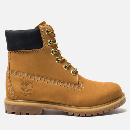 Женские ботинки Timberland Icon 6 inch Premium Wheat
