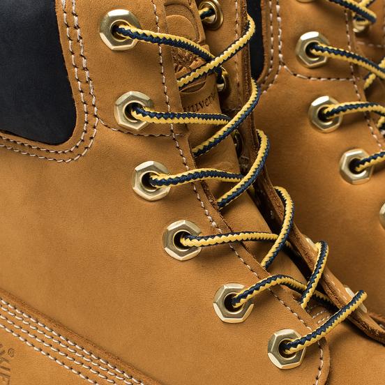 Женские ботинки Timberland Icon 6 inch Premium Wheat