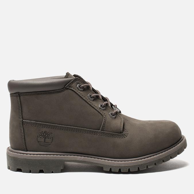 Женские ботинки Timberland Nellie Chukka Dark Grey