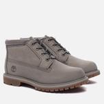 Женские ботинки Timberland Nellie Chukka Double Steeple Grey фото- 1