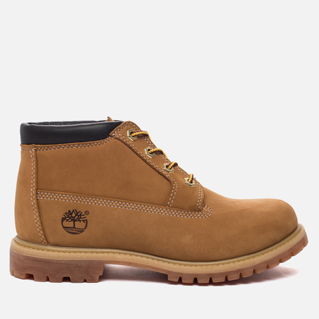 Женские ботинки Timberland Nellie Chukka Double Wheat Nubuck