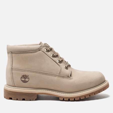 Женские ботинки Timberland Nellie Chukka Waterproof Beige