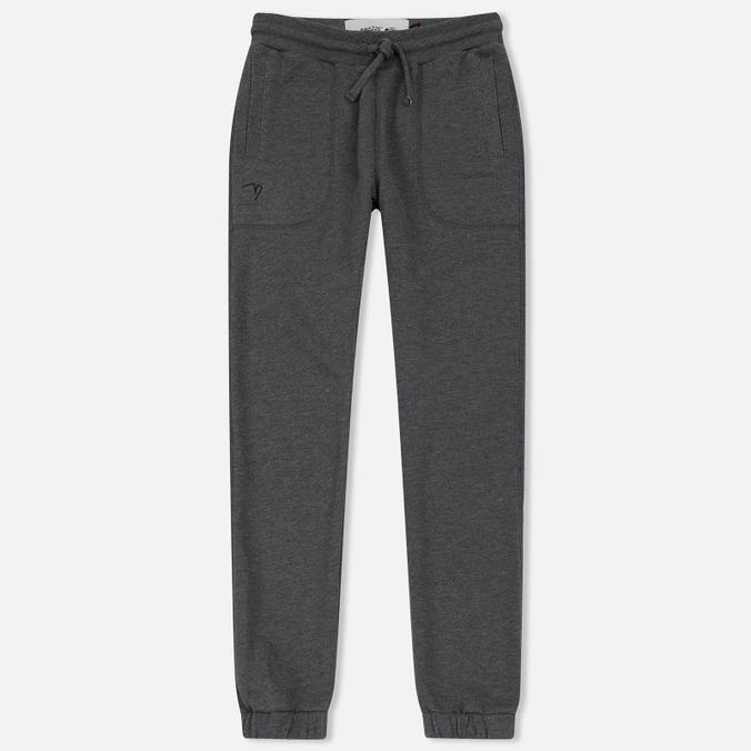 Женские брюки Arctic Explorer Logo Print Grey