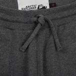 Женские брюки Arctic Explorer Logo Print Grey фото- 3