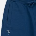 Женские брюки Arctic Explorer Logo Print Navy фото- 1