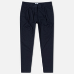 Женские брюки Barbour Pleated Chinos Navy фото- 0