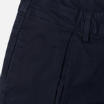 Женские брюки Barbour Pleated Chinos Navy фото- 2