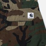 Женские брюки Carhartt WIP Grace Jogger Camo/Green фото- 3
