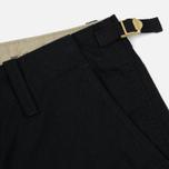 Женские брюки Carhartt WIP W' Aviation 6.5 Oz Black Rinsed фото- 3