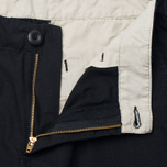 Женские брюки Carhartt WIP W' Aviation Ripstop Black Rinsed фото- 2