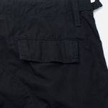 Женские брюки Carhartt WIP W' Aviation Ripstop Black Rinsed фото- 3
