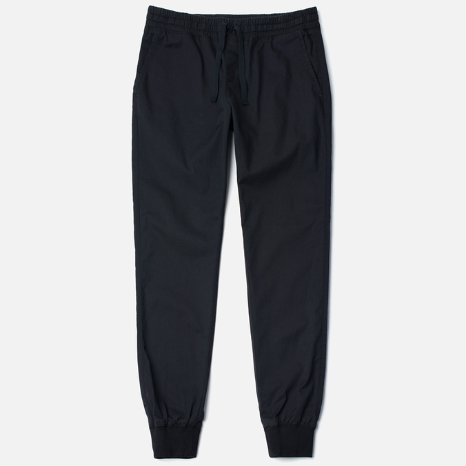 Женские брюки Carhartt WIP W' Morgan Jogger Black Rinsed