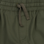 Женские брюки Carhartt WIP W' Morgan Jogger Rover Green Rinsed фото- 1