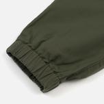 Женские брюки Carhartt WIP W' Morgan Jogger Rover Green Rinsed фото- 3
