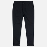 Женские брюки Carhartt WIP W' Vesper Lycra Stretch Twill 6 Oz Black Rinsed фото- 0