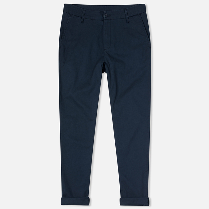 Женские брюки Carhartt WIP W' Vesper Lycra Stretch Twill 6 Oz Duke Blue Rinsed
