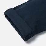 Женские брюки Carhartt WIP W' Vesper Lycra Stretch Twill 6 Oz Duke Blue Rinsed фото- 5