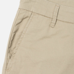 Женские брюки Carhartt WIP W' Vesper Lycra Stretch Twill 6 Oz Safari Rinsed фото- 2