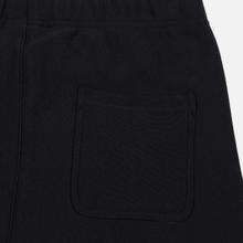Женские брюки Champion Reverse Weave Big Script Elastic Cuff Black фото- 4