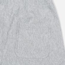 Женские брюки Champion Reverse Weave Big Script Elastic Cuff Light Grey фото- 3