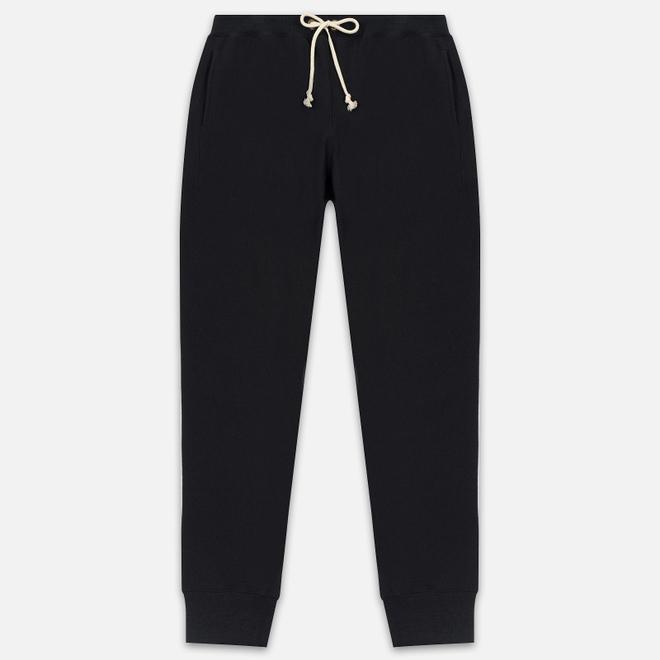 Женские брюки Champion Reverse Weave Elastic Cuff Black