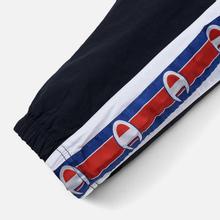 Женские брюки Champion Reverse Weave Logo Tape Elastic Cuff Navy/White фото- 3