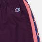 Женские брюки Champion Reverse Weave Logo Tape Elastic Cuff Violet/Pink фото - 2