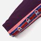 Женские брюки Champion Reverse Weave Logo Tape Elastic Cuff Violet/Pink фото - 3