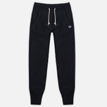 Женские брюки Champion Reverse Weave Rib Cuff Black фото- 0