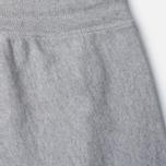Женские брюки Champion Reverse Weave Rib Cuff Grey Marl фото- 4