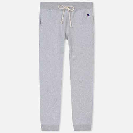 Женские брюки Champion Reverse Weave Slim Fit Joggers Light Grey