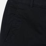 Женские брюки maharishi Cargo Garment Dyed Black фото- 1