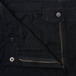 Женские брюки maharishi Cargo Garment Dyed Black фото- 2