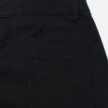Женские брюки maharishi Cargo Garment Dyed Black фото- 3