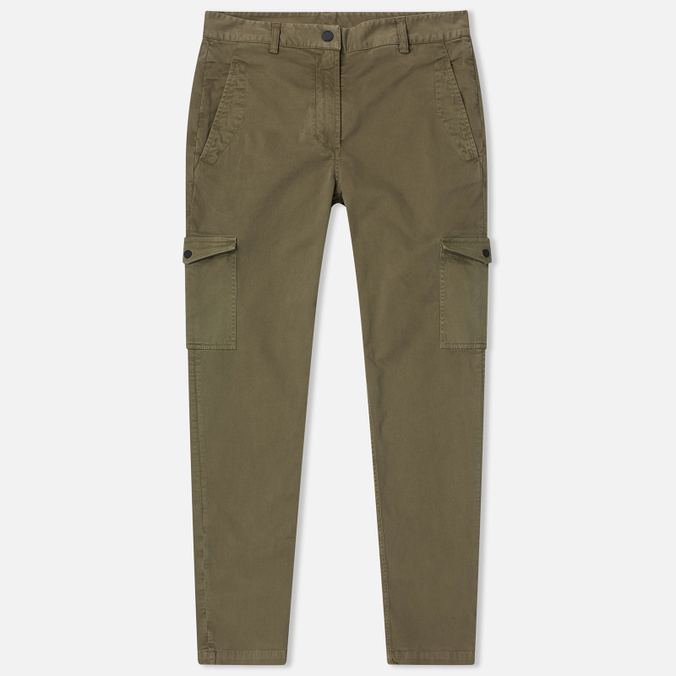 Женские брюки maharishi Cargo Garment Dyed Maha Olive