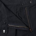 Женские брюки Maharishi Chennai Garmnent Dyed Black фото- 1