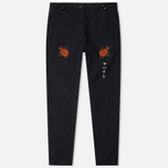 Maharishi Hanafuda Original Women's Trousers Black photo- 0