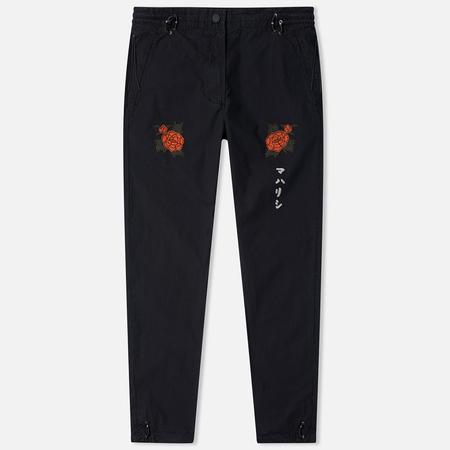 Женские брюки Maharishi Hanafuda Original Black