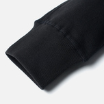 Женские брюки Maharishi Organic Cotton Rib Track Black фото- 3